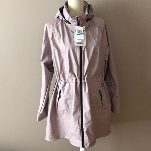 0ecca5082 NWT waterproof rain jacket size xl by 32 degrees NWT